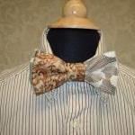Mens Bow Ties Custom Made F..