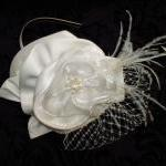 Ivory Bridal Floral And Lac..