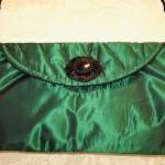 Sample Sale Emerald Green T..