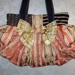 Large Boho Chic Carpet Bag ..
