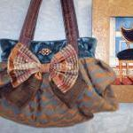 Boho Carpet Bag With Silk B..