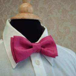 Mens Bow Ties Custom Made For Weddings Groom And Groomsmen