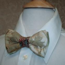 Mens Bow Ties / Custom Made, Groom And Groomsmen, Vintage Weddings